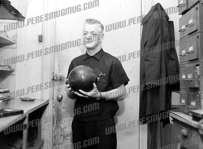 paul wyz wrote about this photo on Oct 18th<br /> Amsterdam long time bowler Joe Keone