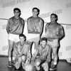 Standing center Jake LaBate, to the right Tony Barone Kneeling on right Frank Gurieno