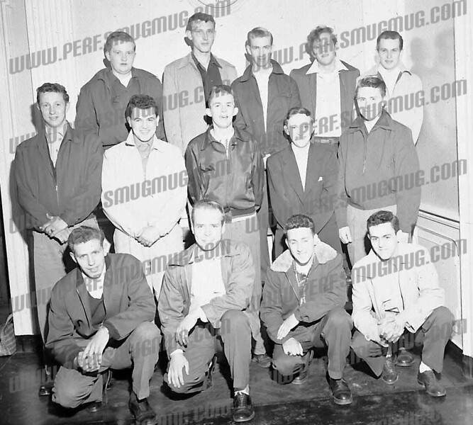 Front row, second from right, is my Dad!!!   Tony Perfetti...  i miss him..