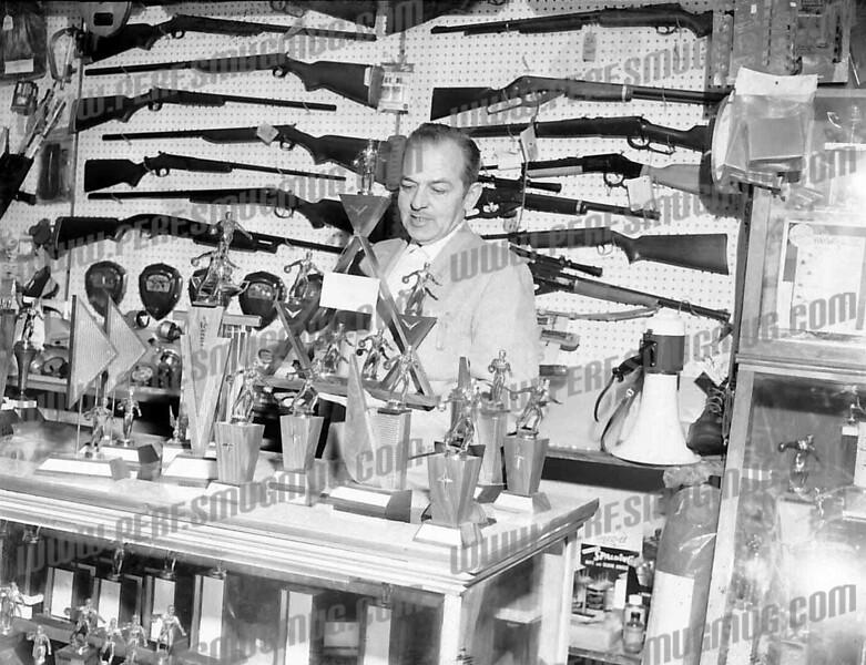 Walt Sievert of Sievert's Sporting Goods
