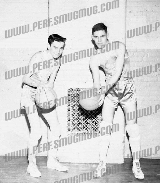 SMI Gaels Jack Kolodziej and Bill Bresonis, c. 1963
