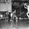 Rick Cetnar (20), Tim Kolodziej (32) in a game in 1962 or 63.