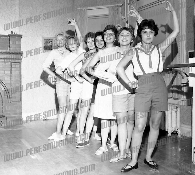 Third from left is Letitia Bracchi.