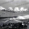 This was the launching of LST 288 on 7 November 1943 at Ambridge, PA.