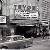 E Main St, Tryon Theatre 1961