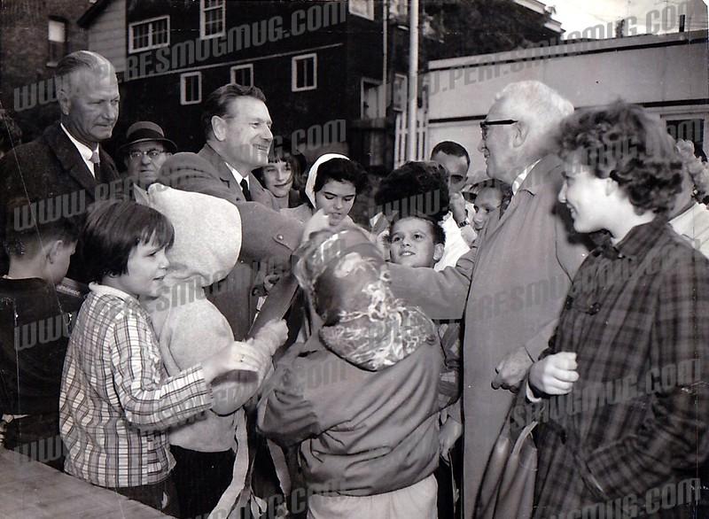 Governor Rockefeller October,1962.