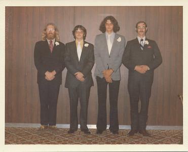 Skip Connely, Jim Stamm, ?, Brian Geils
