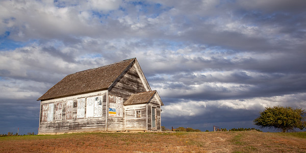 Old Schoolhouse South Dakota