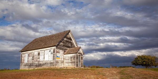 Old Schoolhouse South Dakota