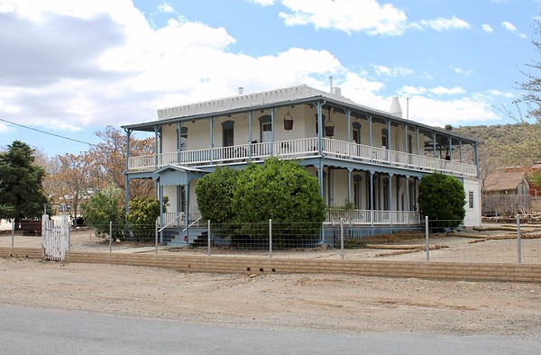 Historic White House Hotel - Mayer, Arizona (2018)