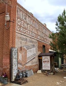 Historic Mayer Business Block - Mayer, Arizona (2018)