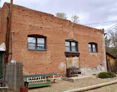 Historic Mayer Business Block - Mayer, Arizona (2018)