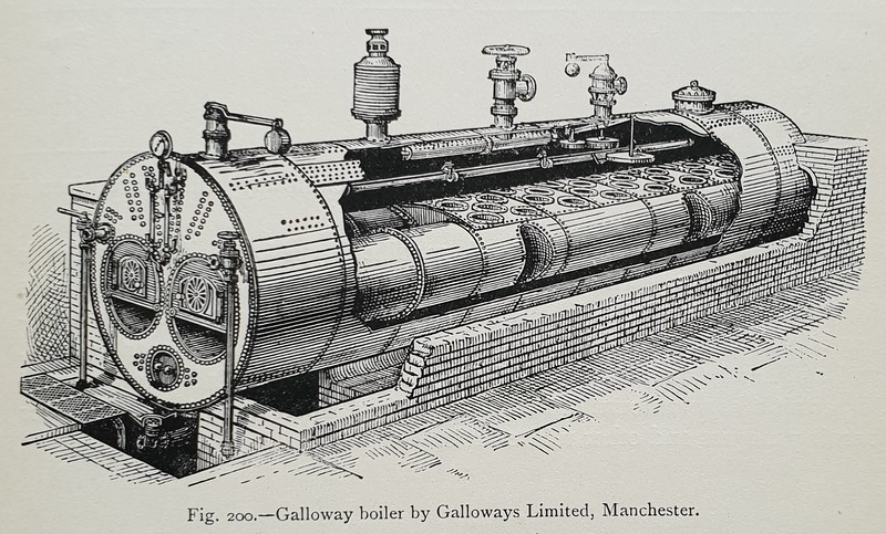 Galloway boiler