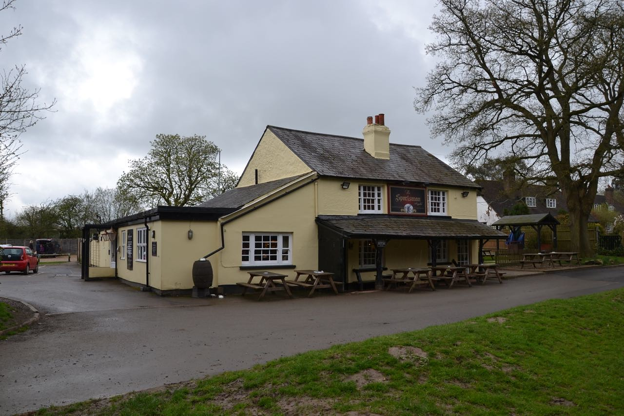 The Sportsman, Mogador Road - 04