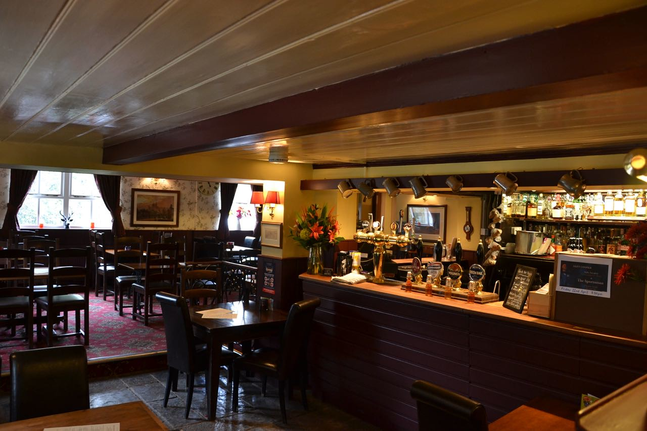 The Sportsman, Mogador Road - 22