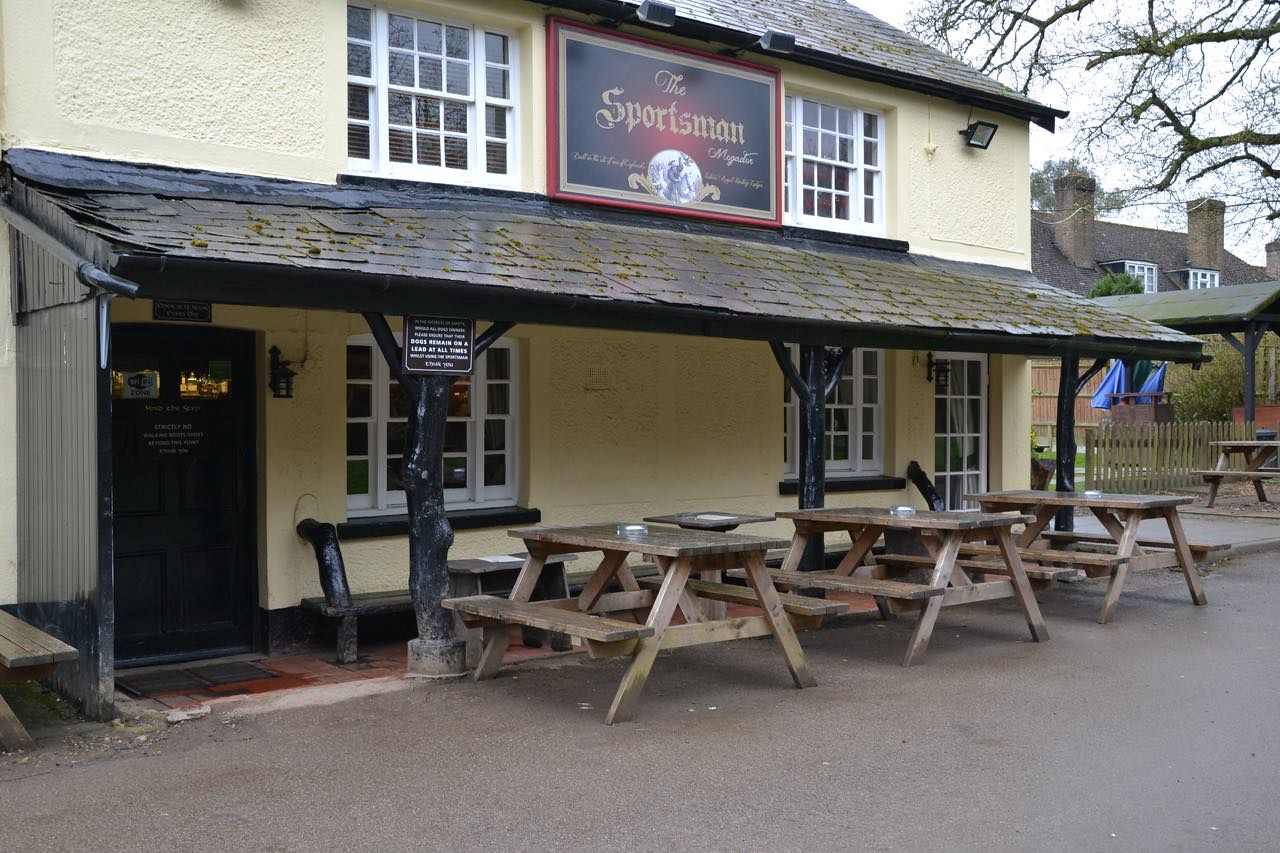 The Sportsman, Mogador Road - 09