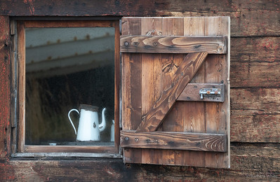Window With Pitcher