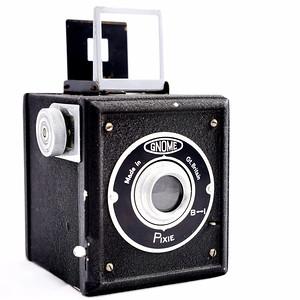 The Gnome Pixie Box Camera