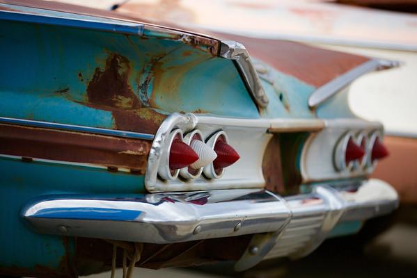 Old Cars - USA