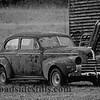 Rusty Old Car # 391ABW
