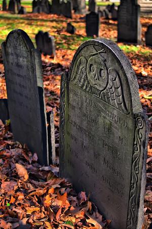 Boston's Granary Burying Ground