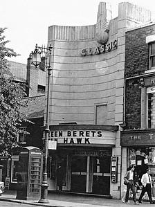 Classic Cinema Foregate Street c 1969