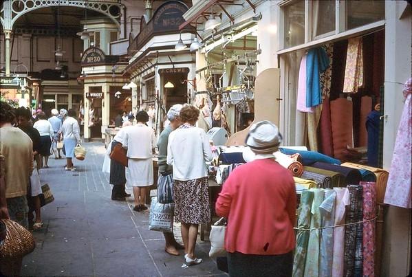 Market 1960s