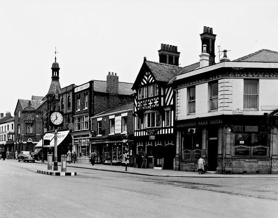 Foregate Street c1960