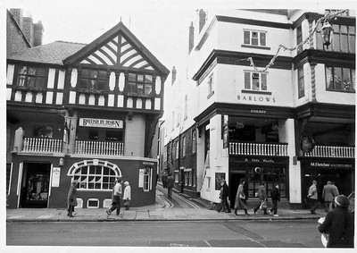 Bridge St 1980s
