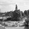 Before Ampitheatre excavations c 1940s