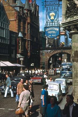 Eastgate Street c 1960s