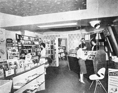 WA Guys record shop Foregate St
