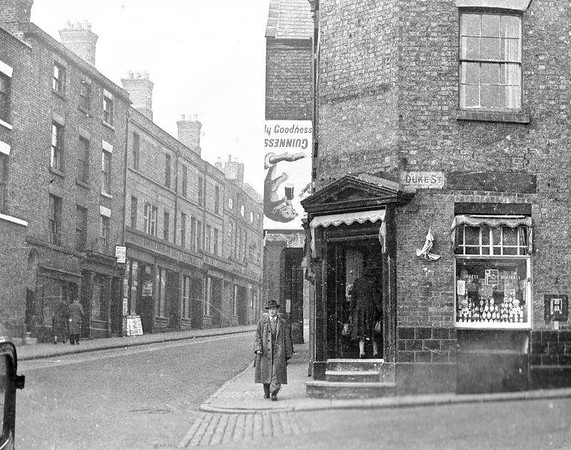 Lower Bridge Street / Duke St 1940s/50s