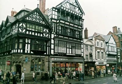 Eastgate St c 1980