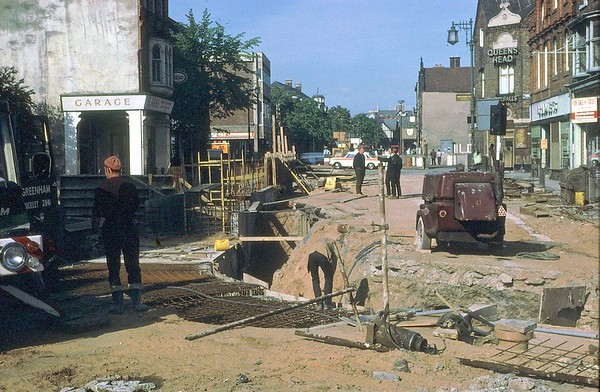 Foregate Street c 1970
