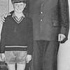 Ian Mort and son Darren