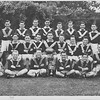 Footy team-Marcellin 1955