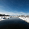 Dec 11 - Madison River, West Yellowstone, Montana