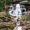 Oct 24 - Second Falls of Elakala <br /> <br /> On Shays Run in Blackwater Falls State Park, West Virginia