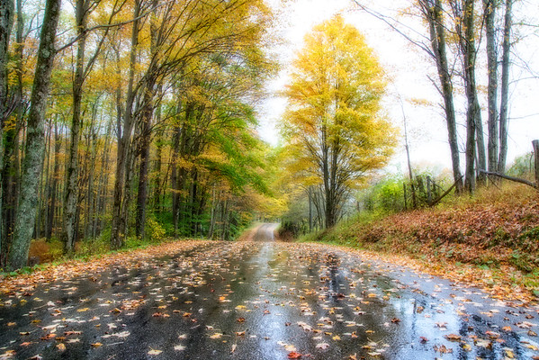Oct 18 - Fall Country Roads #1<br /> <br /> A country road in West Virginia