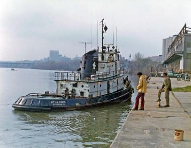 RVA Dock 4-10-75 001A