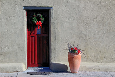 """""""Christmas Door"""""""