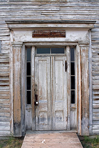 """Schoolhouse Doors"""