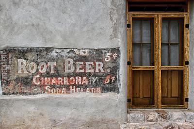 """Rootbeer Doors"""