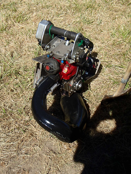 Competition saw with serious expansion chamber - Philomath Frolic