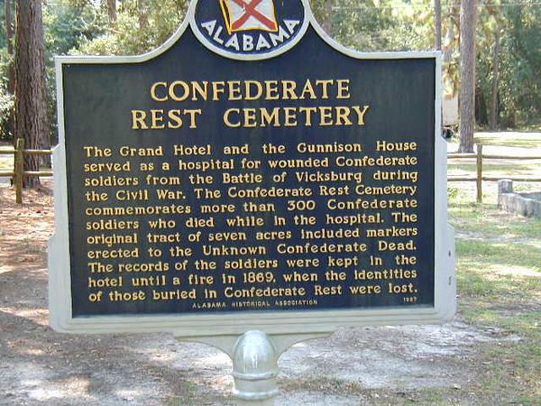 ConfederatesRestCemeteryPlaque
