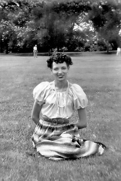 BettyMontgomeryBaltimoreMD1950s