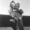 Dixie Marlow (Teddy's wife) and possibly nephew Jack Yates