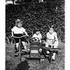 Dickey Warren,  Bobby Warren, Patricia Leonard