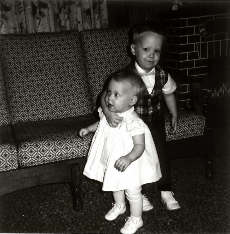 Scott & Susan, 1965